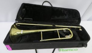 Rath Trombone Complete With Case.
