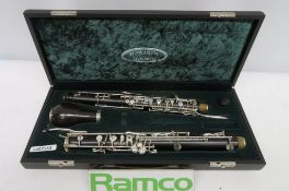 Howarth Of London Oboe Complete With Case.