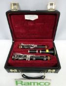 Buffet Crampon Clarinet Complete With Case.