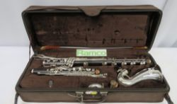 Buffet Crampon Prestige Bass Clarinet With Case.
