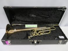Holton USA TR181 Trombone Complete With Case.