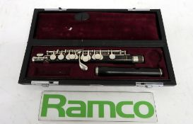 Yamaha 62 Piccolo Complete With Case.