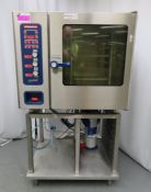 Eloma Multimax B 6 grid combi oven, 3 phase electric