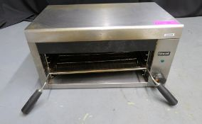 Lincat grill, 1 phase electric