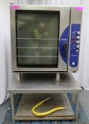 Hobart Bonnet Equator 10 grid combi oven, 3 phase electric
