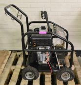 Sealey PWDM3600 Pressure Washer 290Bar 10HP Diesel.