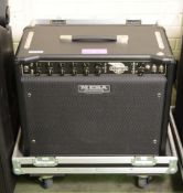 Mesa/Boogie Express 5.50 SGB -Guitar Amplifier + Case.