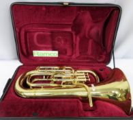 Besson Prestige BE2052 Euphonium With Case. Serial Number: 08300275. Please Note This Ite