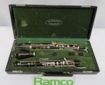 Howarth Cor Anglais S20C With Case. Serial Number: D0400. Please Note That This Item Has