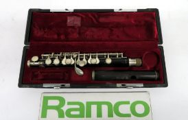 Yamaha PC32 Piccolo With Case. Serial Number: 58774. Please Note That This Item Has Not Be