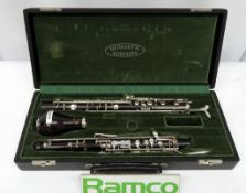 Howarth Cor Anglais S20C With Case. Serial Number: D0521. Please Note That This Item Has N