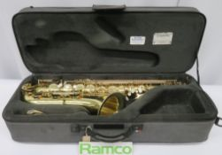 Henri Selmer Super Action 80 Serie 3 Tenor Saxophone With Case. Serial Number: N.643778.