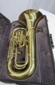 York Preference 3067 euphonium with case. Serial number: 501451. Please note that this i