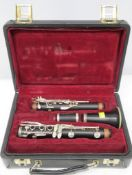 Buffet Crampon R13 clarinet (approx 59.5cm not including mouth piece) with case. Serial nu