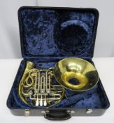 Paxman 20M french horn with case. Serial number: 2979. Please note that this item is sold