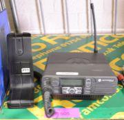 Motorola DM3600 Radio Unit.