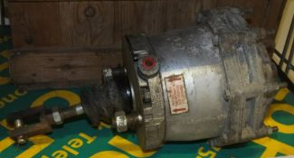 Ex MoD Truck Air Brake Vacuum Chamber.