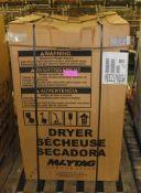 Maytag MDE21PNDGW Tumble Dryer 240v L 690mm x W 700m x H1800mm