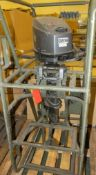 Mariner 20hp Outboard Motor With Mount Frame