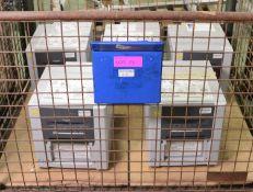 5x Mitsubishi CP9600DW Printers.