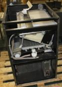 AS SPARES OR REPAIRS - chiller unit