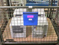 4x Mitsubishi CP9600DW Printers.