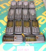 14x Samsung Mobile Phones - Batteries may be missing.