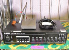 Clarus PA60AMP PA Mixing Amplifier.