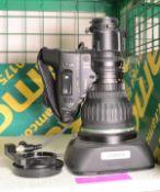 Canon HDGC 5.7-120mm Video Lens.
