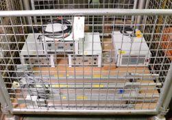 3x Star MK4 Heat Sealing Machines. Star MK6 Heat Sealing Machine Control Box.