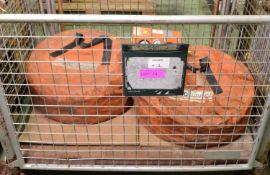 2x MFC Survival Air Bag Lifting Kits.