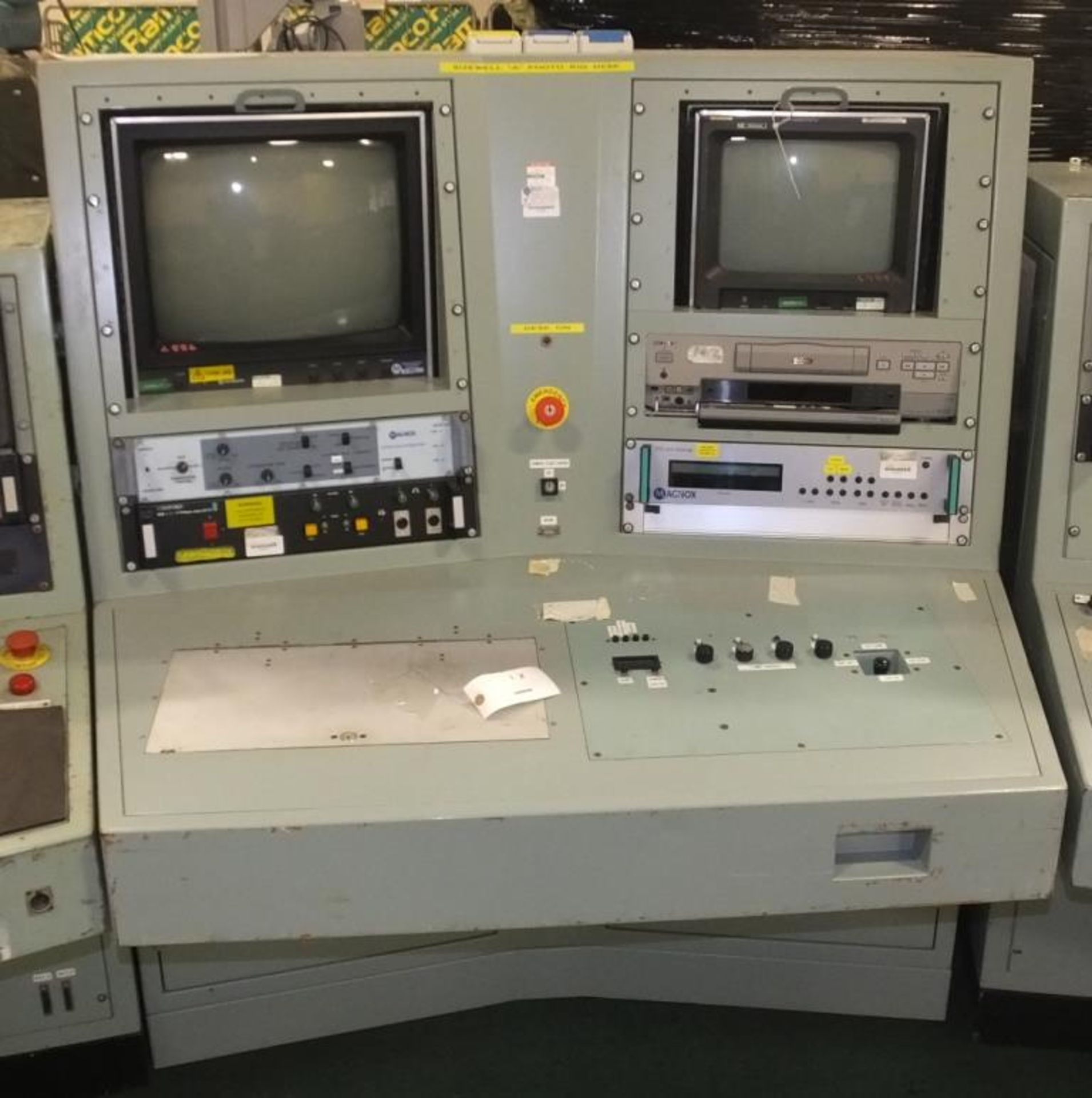 Ex Nuclear Plant Reactor Control / Monitoring System - Image 11 of 25