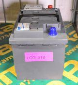 Sonnenschein GF 12 51 Y1 Battery 12V 51Ah.