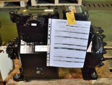 Copeland Thermo King Compressor Unit 460V 3ph 60Hz.