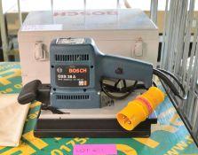 Bosch GSS-28A Orbital Sander & Case 110V.
