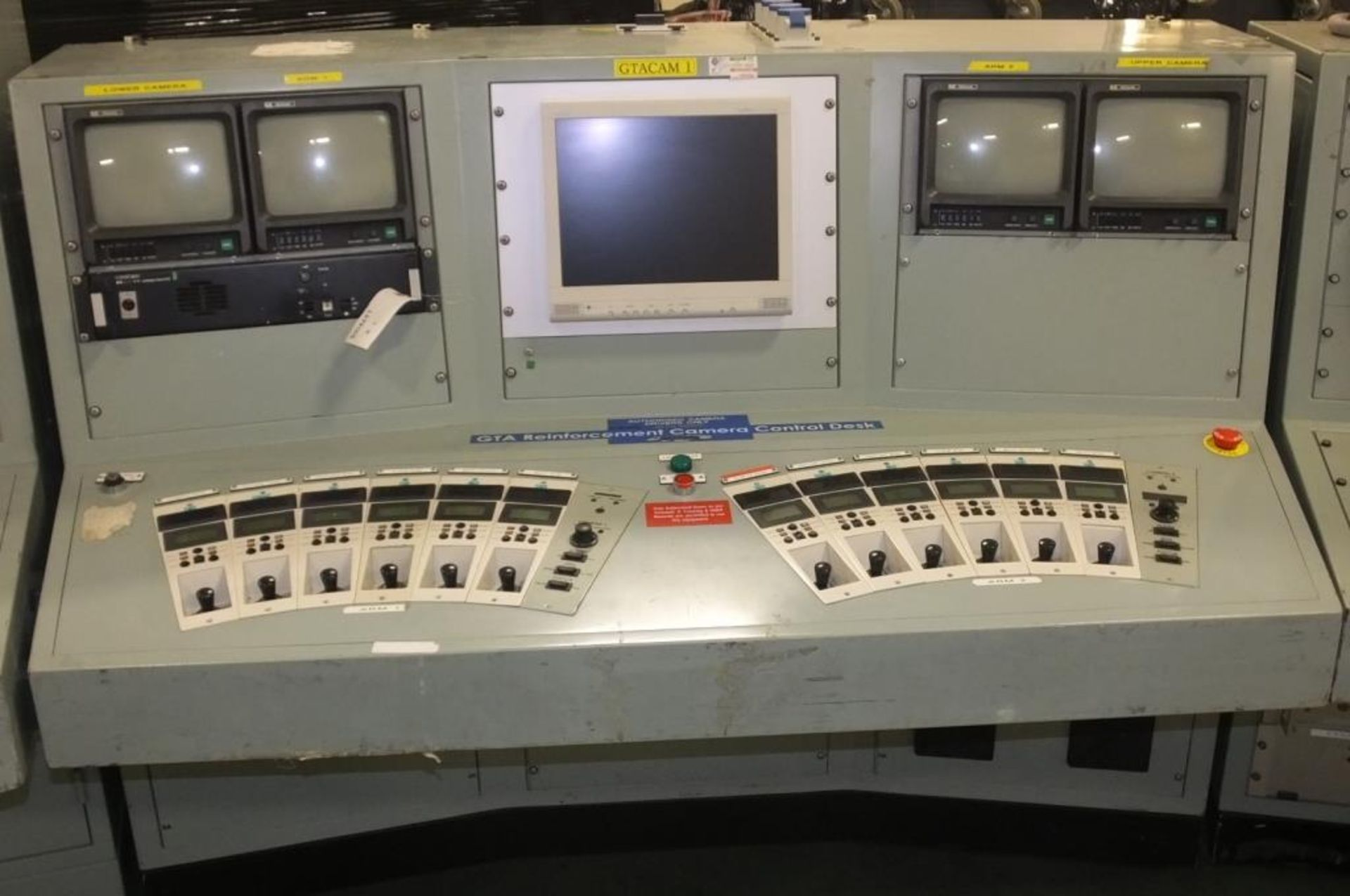 Ex Nuclear Plant Reactor Control / Monitoring System - Image 15 of 25