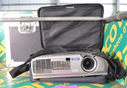 Epson EMP-73 LCD Projector & Case.