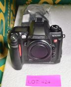 Fujifilm FinePix S2 Pro Digital Camera Body.
