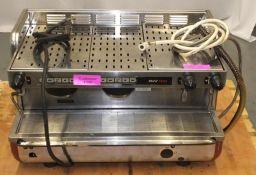 La Cimbali M22 Plus coffee machine, 1 phase electric