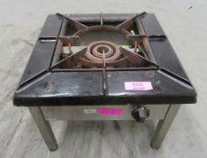 Falcon Dominator G1478 stockpot stove, natural gas