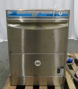 Meiko FV40.2G undercounter dishwasher, 1 phase electric