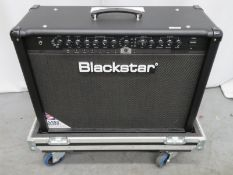 Blackstar ID 260 TBP digital amp. Serial number: HCA160809082.