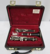 Buffet Crampon R13 clarinet with case. Serial number: 524961.