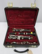 Buffet Crampon R13 clarinet with case. Serial number: 467962.