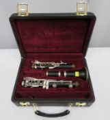 Buffet Crampon R13 clarinet with case. Serial number: 594016.