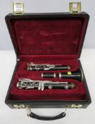 Buffet Crampon R13 clarinet with case. Serial number: 475847.