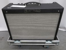 Fender Deluxe PR246 guitar amp. Serial number: B-437054.