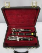 Buffet Crampon R13 clarinet with case. Serial number: 491992.