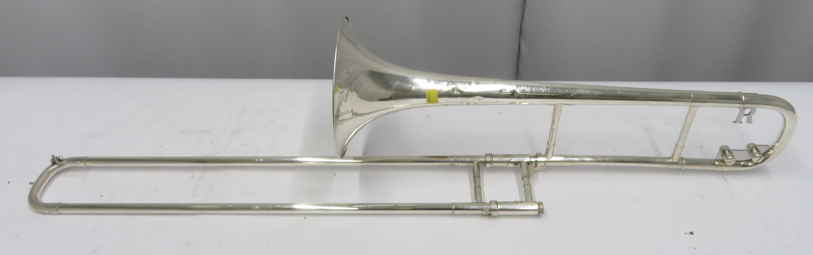 Lot 49 - Rath R3 trombone with case. Serial number: R3043.