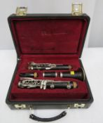 Buffet Crampon R13 clarinet with case. Serial number: 450576.
